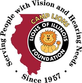 Camp Lions Logo.